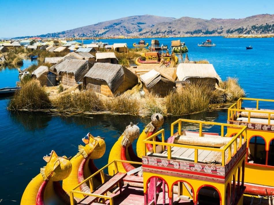 How Fish Got Into Lake Titicaca