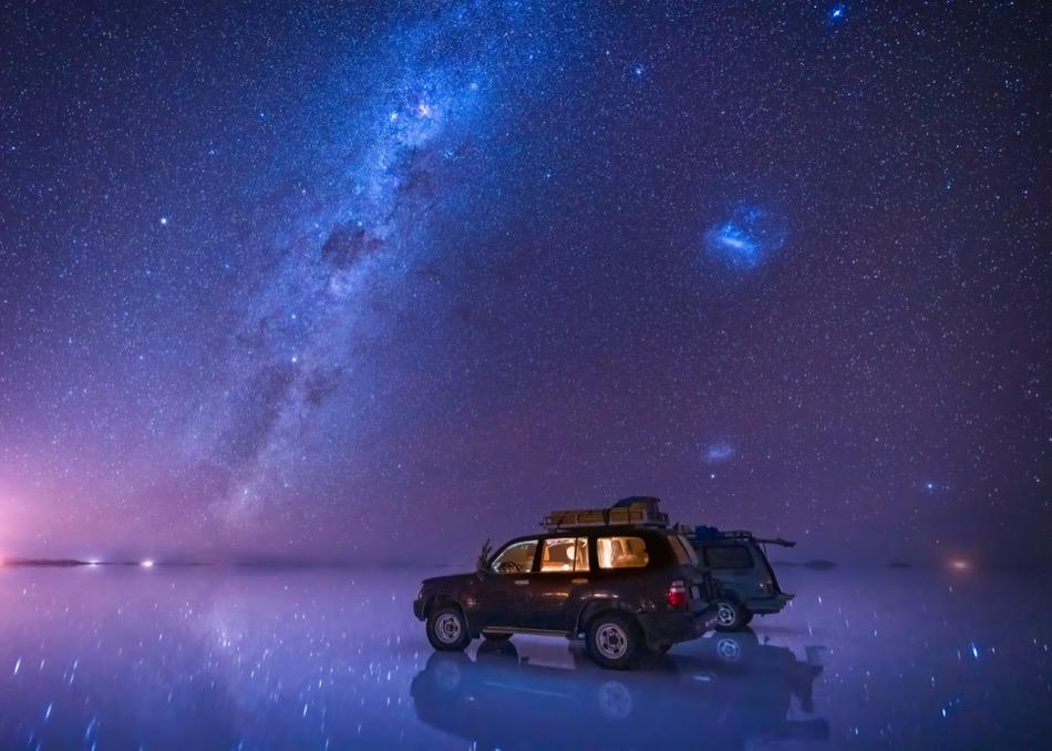 Starlight + Sunrise tour