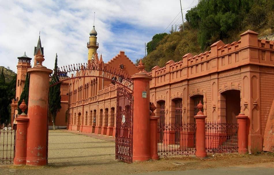 La Glorieta Castle