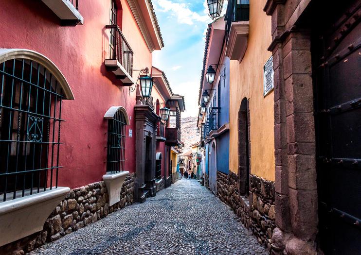 Calle Jaén